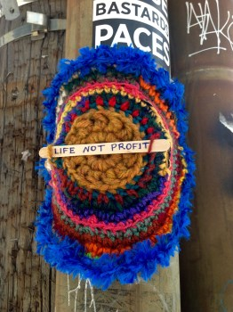 Life not profit