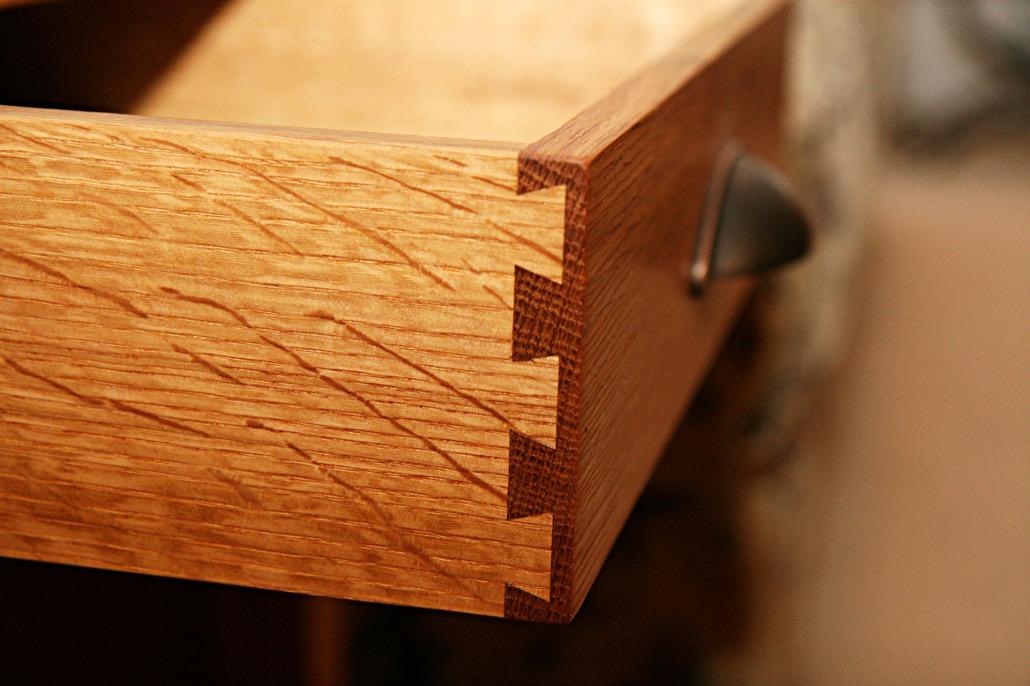 Bedside Endtable Gathering Wood