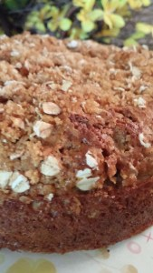 oat flour coffee cake cake balls