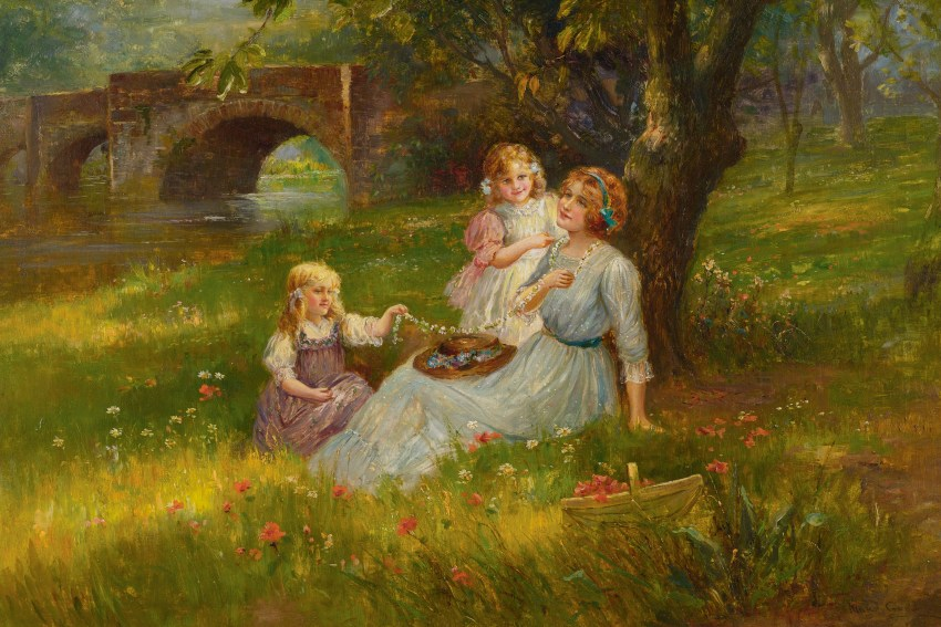 "Maude Goodman ""The Daisy Chain"""