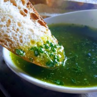 Garlic Mustard & Olive Oil Bread Dip