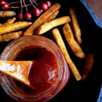 Spicy & Sweet Hawthorn Ketchup: Reviving a Traditional Recipe