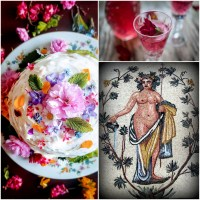 The Goddess Feasts: The Magic of Gratitude, Pleasure and Plenty