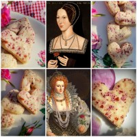 Marchpane Cookies for the Rose Queens