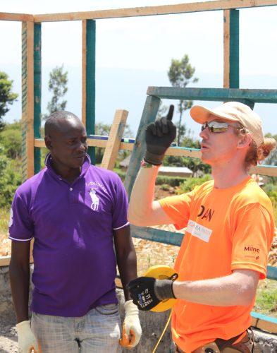 Dan Mulhare in Kenya