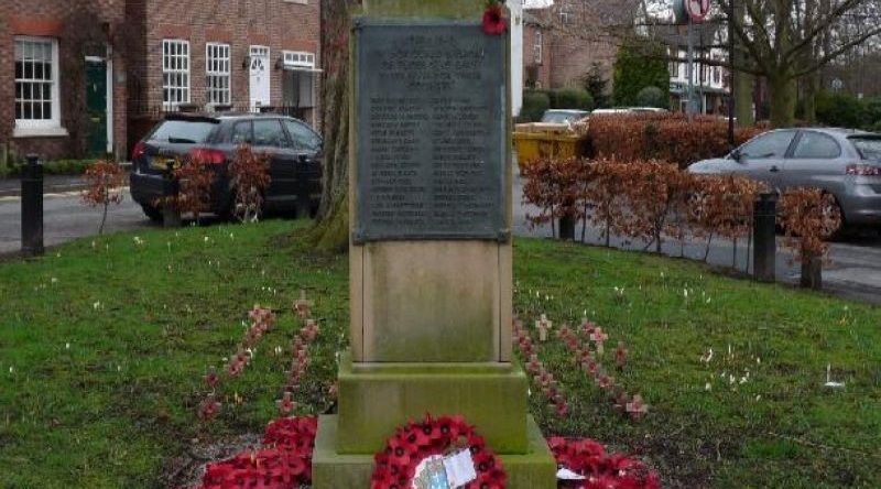 War Memorial Disabled Access Plans Approved