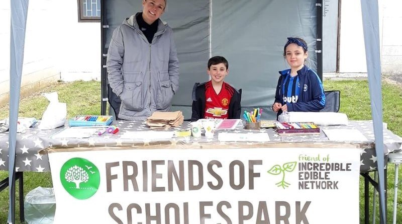 Call for Plants from Friends of Scholes Park