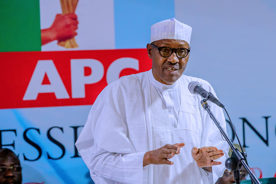 Buhari Vows to Face Economy Squarely, Tackle Unemployment