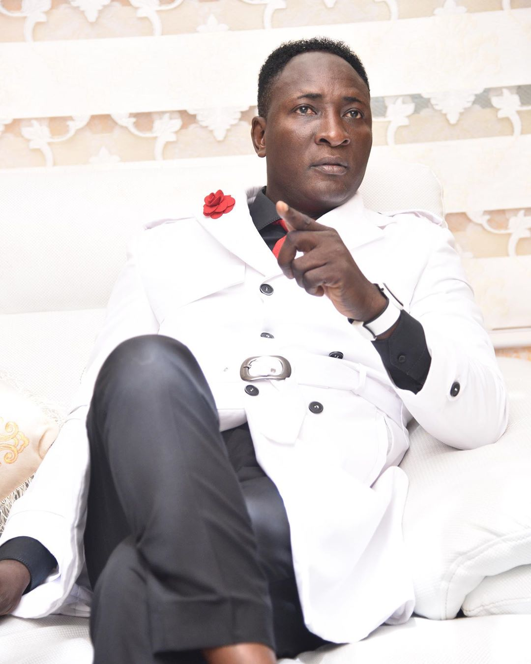 'I'm giving my partners dollars as instructed by God' – Prophet Jeremiah Omoto Fufeyin