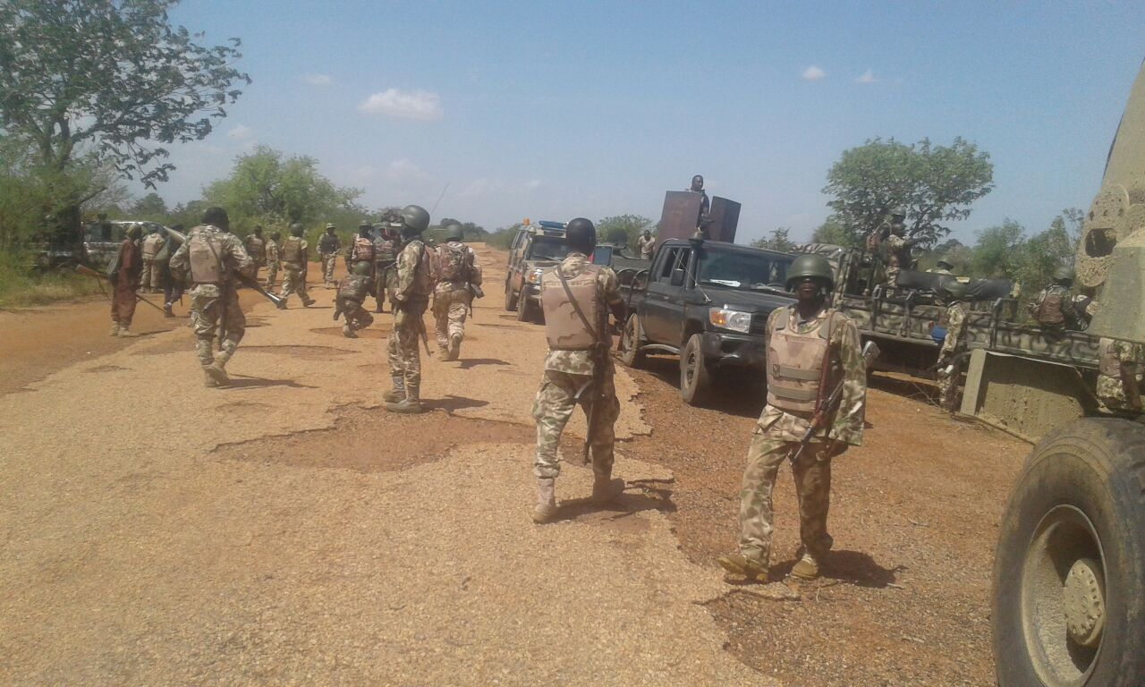 Boko Haram: 7 killed, 8 crippled by IED in Borno as troops arrest 24 in separate operations