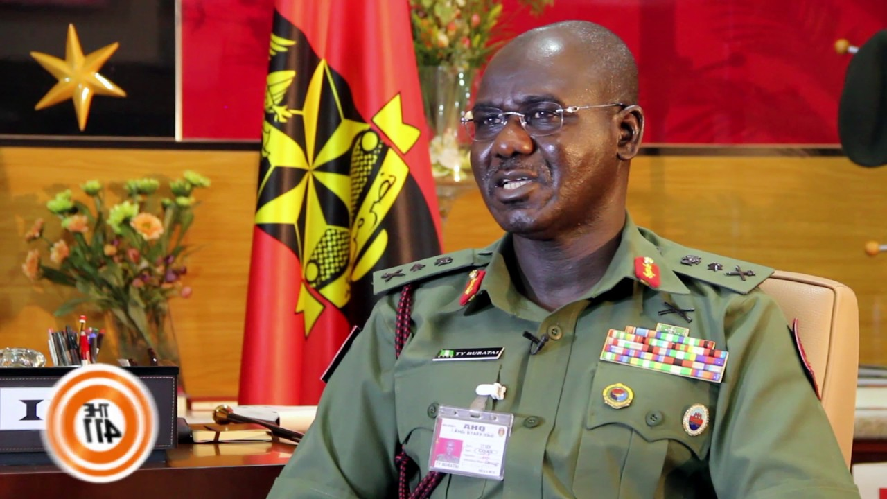 What soldiers should expect in 2020 – Buratai