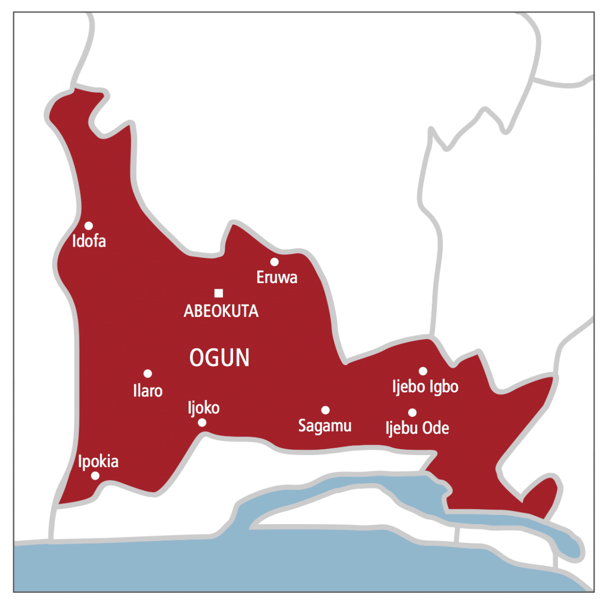 Nigeria's borders: How security agents are rubbishing govt's intentions – Ogun LG Chairman