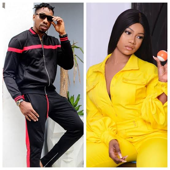 BBNaija Stars, Ike and Tacha Ubfollow Each Other