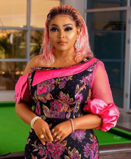 Mercy Aigbe Denies Encouraging Ladies To Be Side Chicks To Married Men