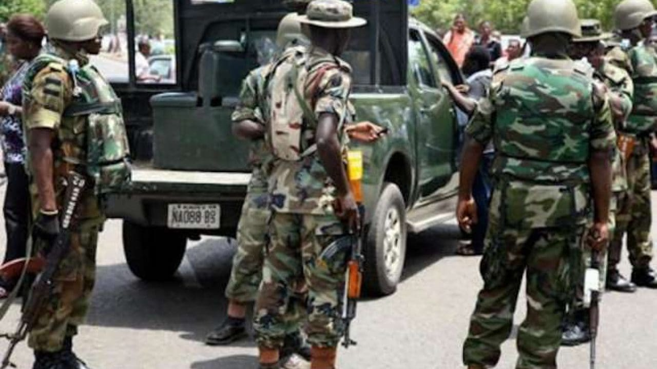 Boko Haram: Nigerian Army takes delivery of armoured tanks from China