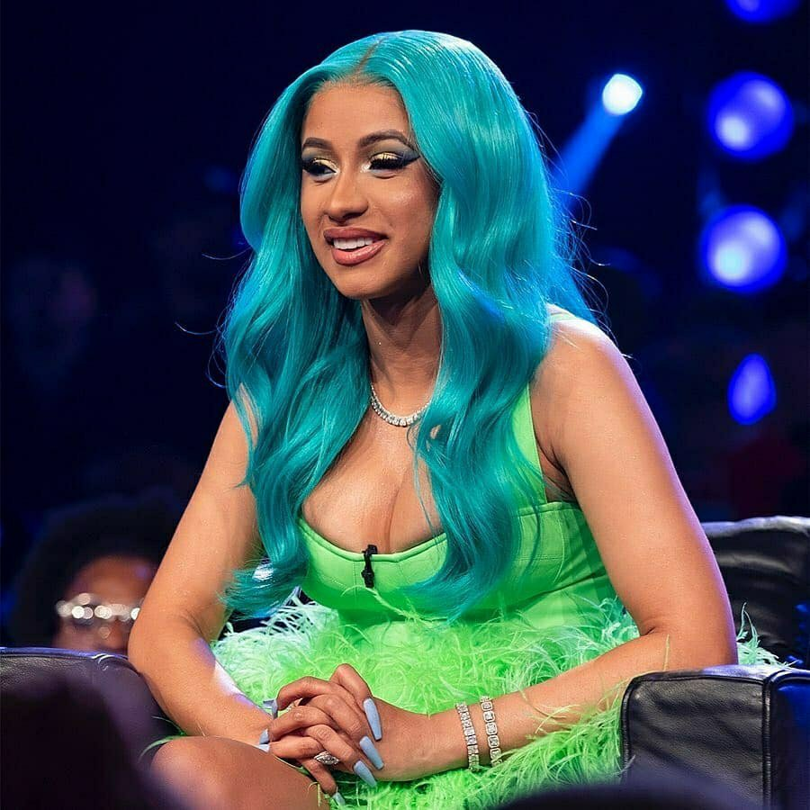 Cardi B days she is filing for her Nigerian citizenship; Naira Marley reacts
