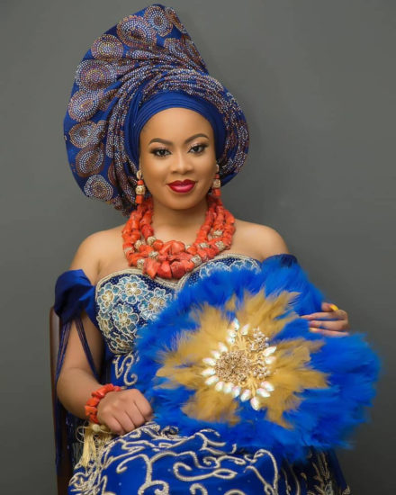 BBNaija star Nina confirms Her Marriage With Official Photos From The Ceremony