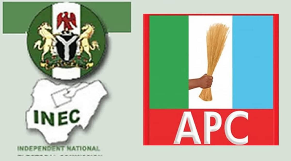 David Lyon's sack: APC submits fresh demand to INEC, mocks PDP