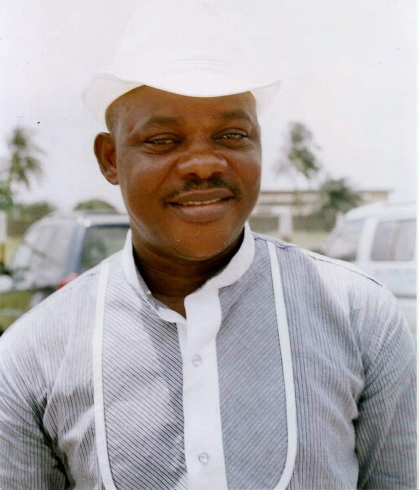 Frank Dallas: Nollywood Mourns as Ace Actor Dies