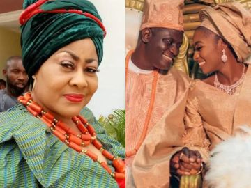 Ngozi Ezeonu's Ex-husband Accuses Her Of Marrying Off Their Daughter Without His Consent