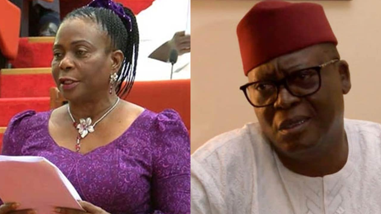 Ekiti South: Adeyeye, Olujimi in verbal war over petition for judicial review
