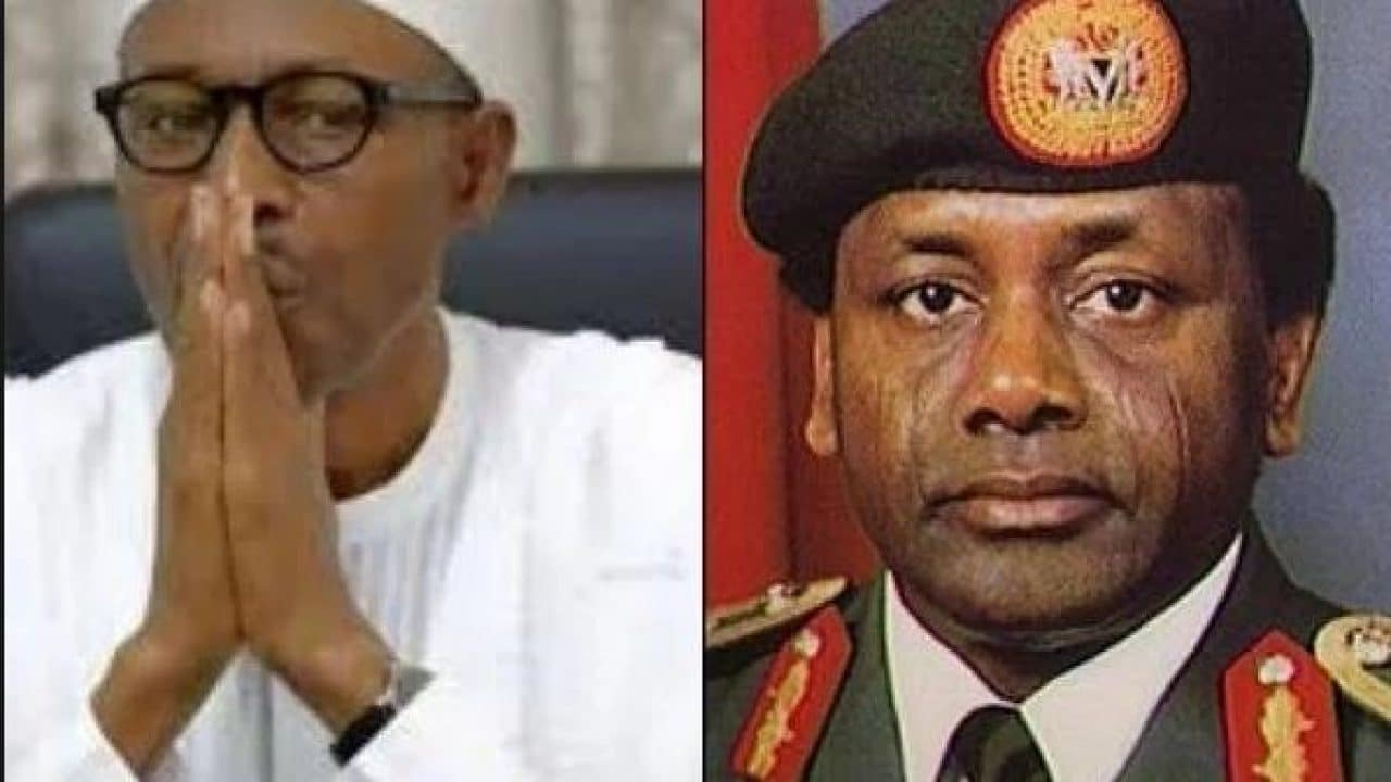 Abacha loot: Buhari given 7 days to disclose how recovered funds were spent since 1999
