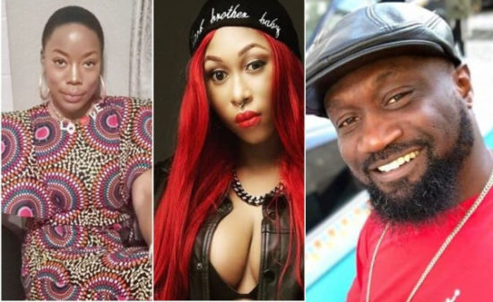 Cynthia Morgan fires back at Jude Okoye after he released photos of the terms of their contract