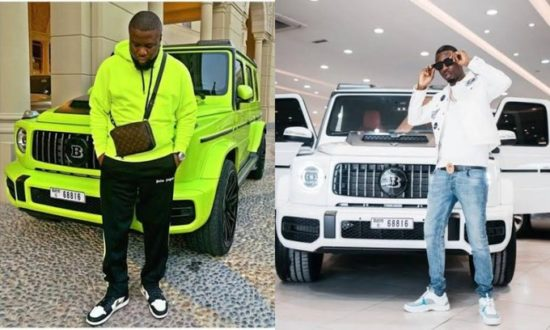 Hushpuppi's associate Woodberry reportedly falls ill at the Moshannon federal prison