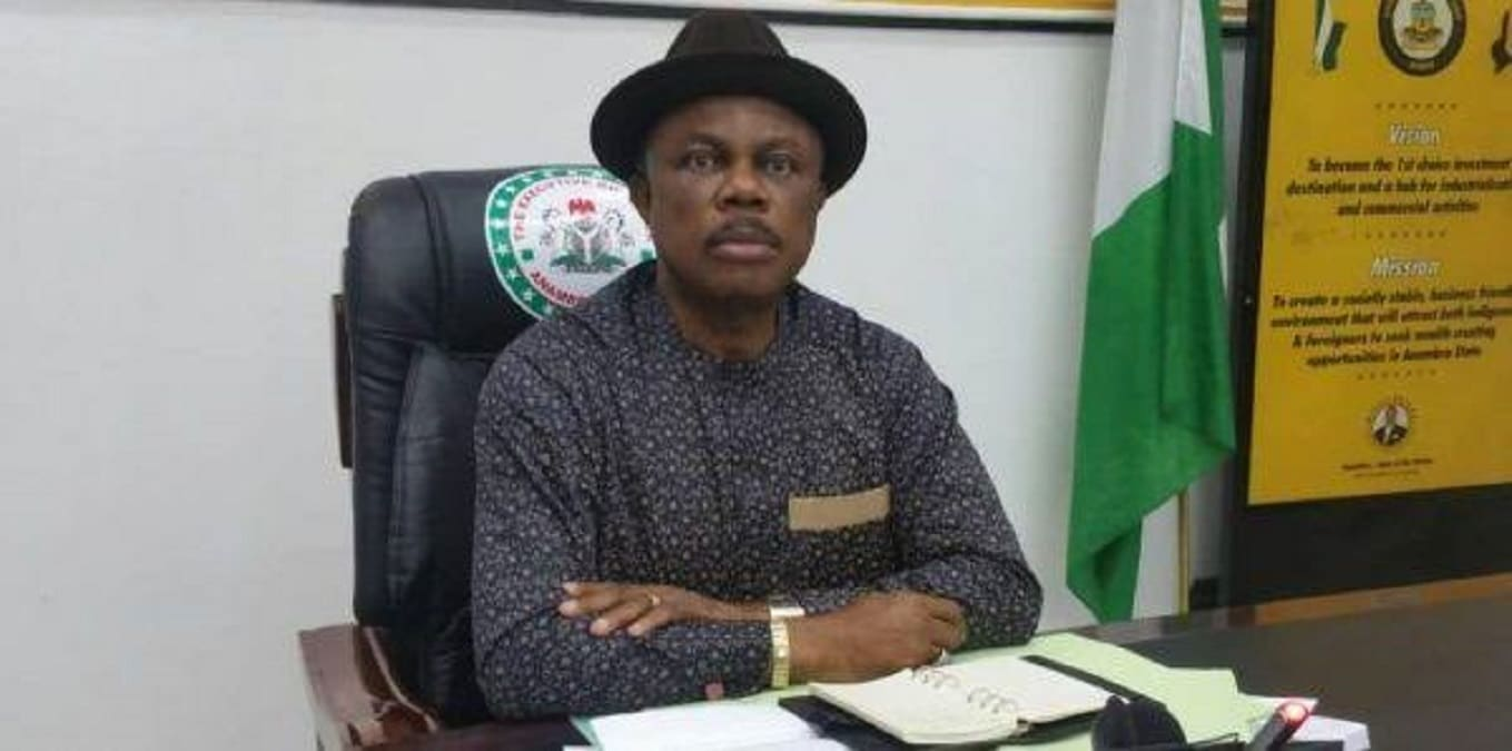 Obiano removed me for supporting Buhari – Anambra monarch claims
