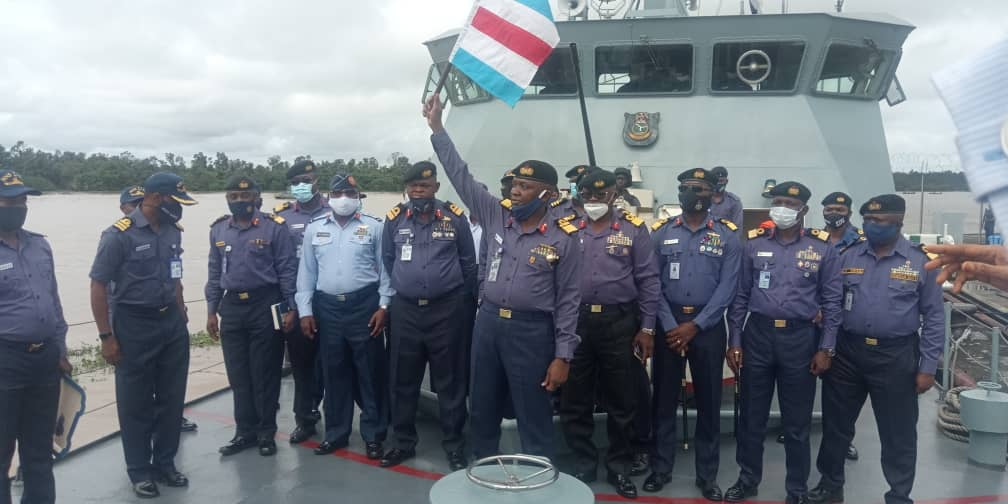 Navy flags off Exercise AKERE in Bayelsa
