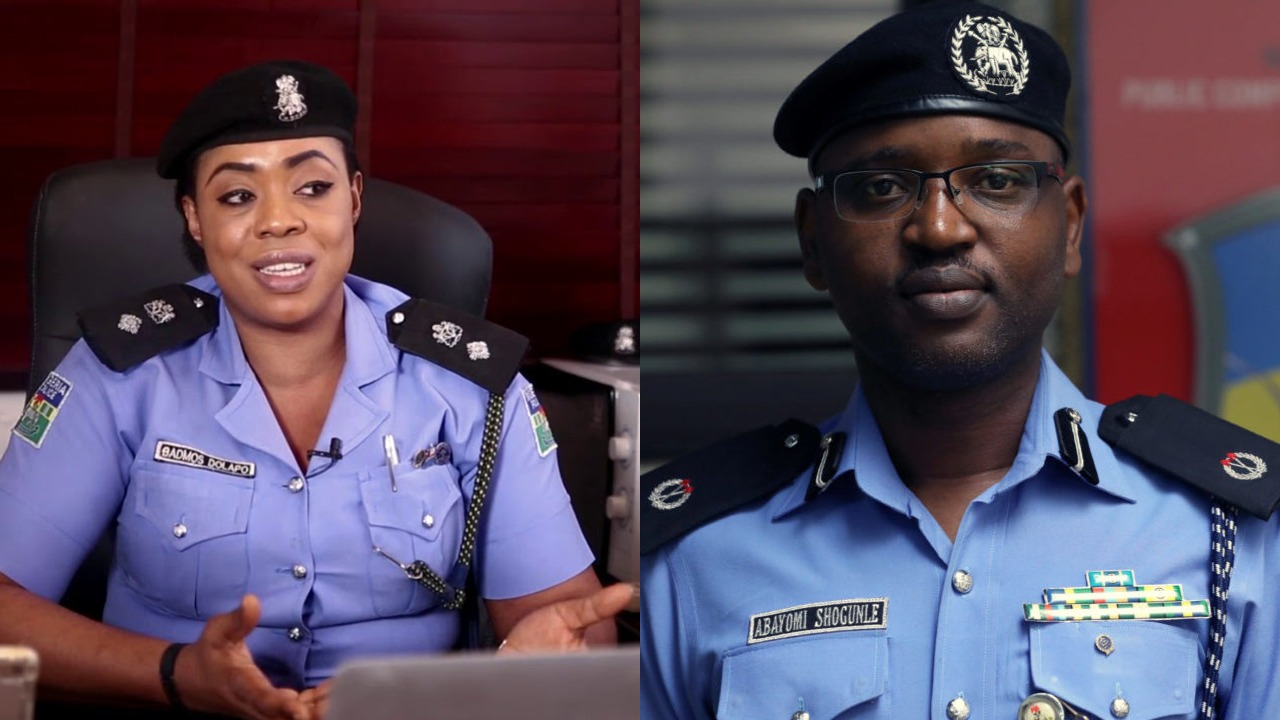 End SARS: Police Service Commission denies dismissing Abayomi Shogunle, Dolapo Badmus, 37 other officers