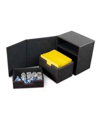 BCW - Deck vault 100 - negro 1