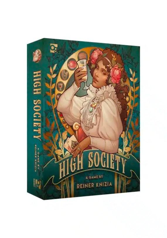 high society juego de mesa