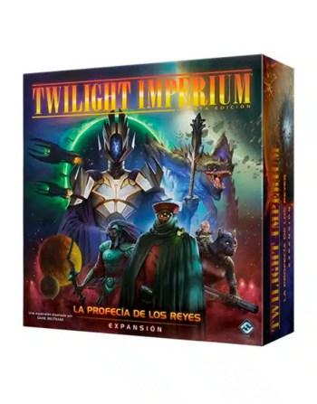 Twilight Imperium - Profecía de los Reyes