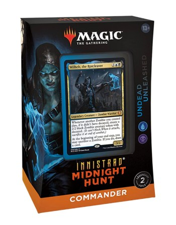 commander innistrad undead unleashed
