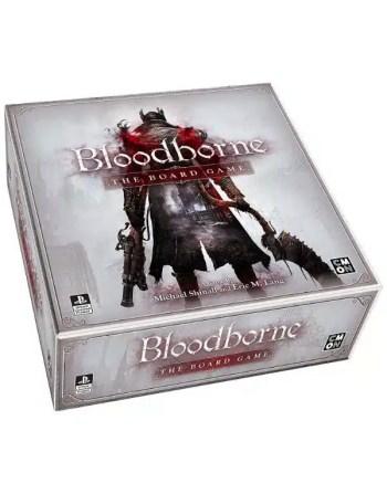 Bloodborne - El juego de tablero
