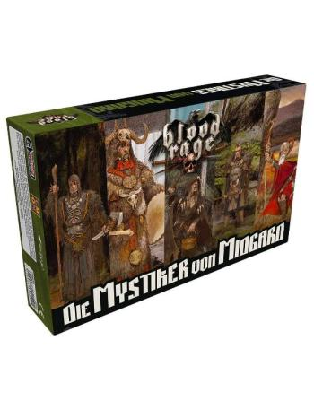 Bloodrage - Misticos de Midgard