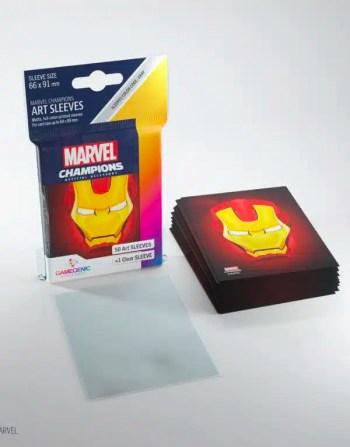 Marvel Champions: Iron Man Sleeves