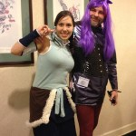 Twilight Sparkle and Korra learn to Friendship-Bend together at MystiCon 2013!