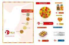 Client: Comestibles colibri LTDA. - Work: Photography of products and design the Catalog. - Company: Pisón MyP