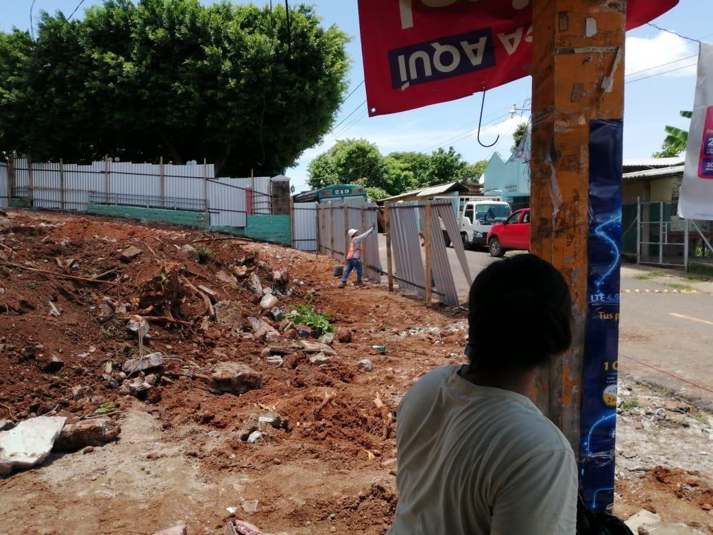 Alcaldía de Cuisnahuat construye mercado sin permiso ambiental del MARN