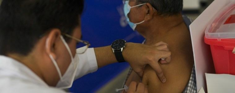 Es verdadero que El Salvador es el país con más vacunas en Centroamérica