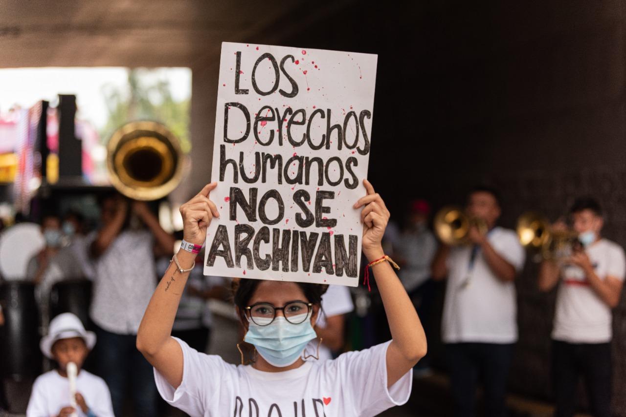 """""""Mi identidad y derechos no se archivan"""": el grito de la multitud en el Pride 2021"""