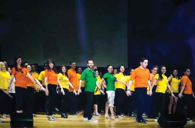 NXIVM coreografia