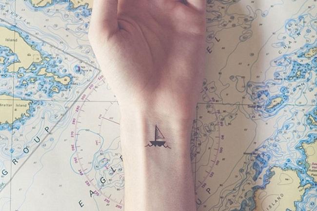 Tatuagens delicadas para inspiração