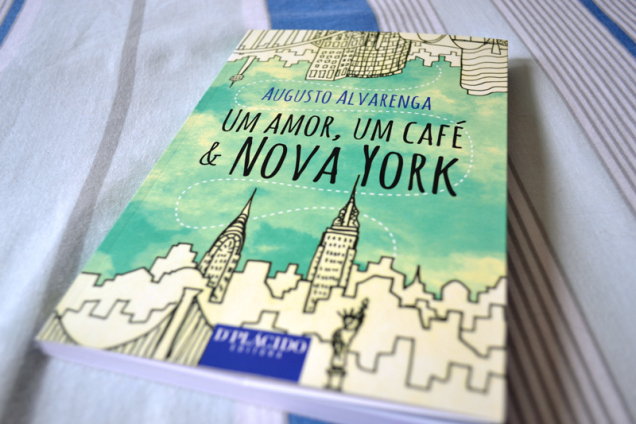 O Gato leu: Um Amor, Um Café & Nova York