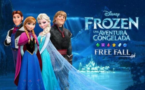 frozenfreefall