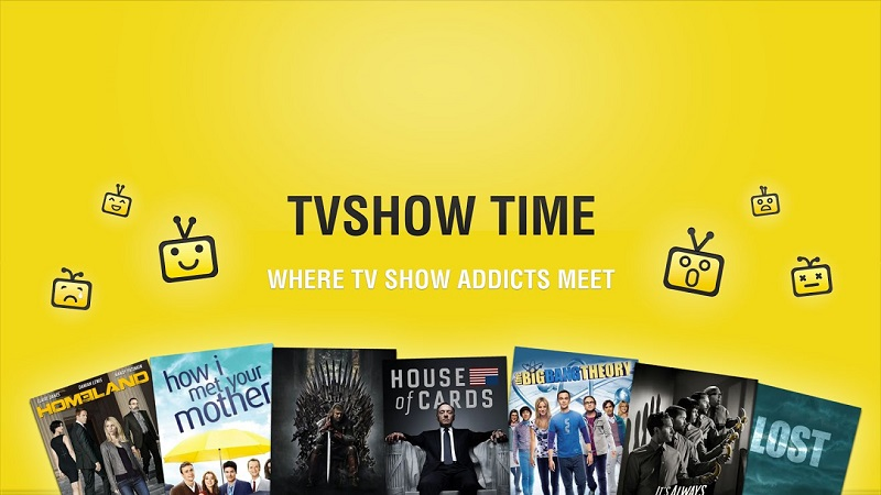 TVShow Time, aplicativo para os viciados em séries