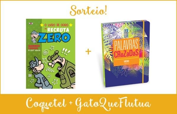 Sorteio - GatoQueFlutua - blog - Coquetel