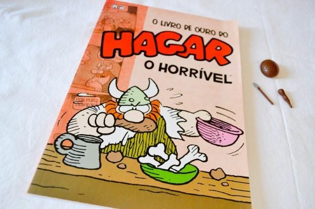 O Livro de Ouro do Hagar - O O Horrivel 3 _ Foto Debb Cabral_ Blog GatoQueFlutua